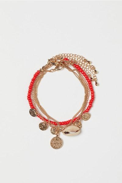 4-pack Bracelets