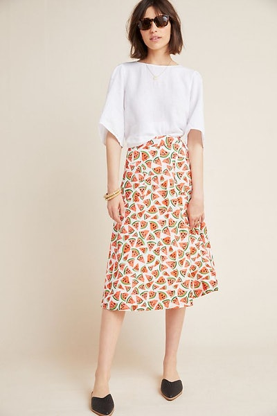 Colloquial Full Skirt