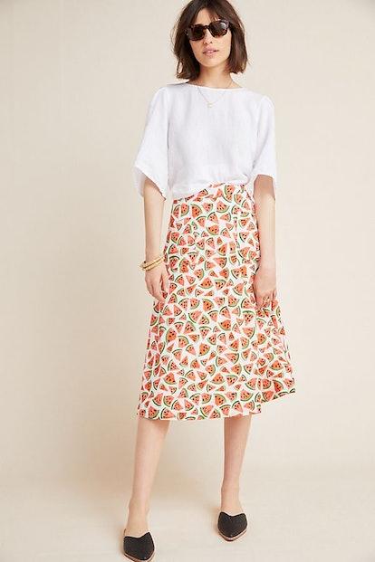 Colloquial Full Skirt