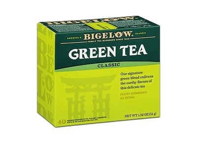 Bigelow Classic Green Tea Bags (20-Pack)