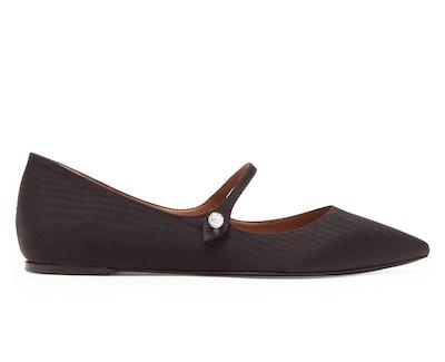 Hermione Moire Flats