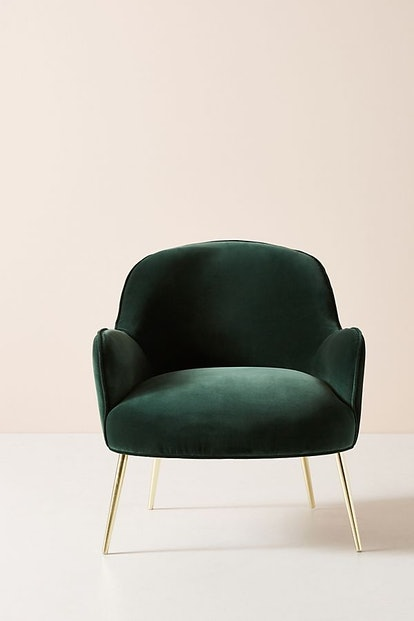 Camilla Accent Chair in Holly
