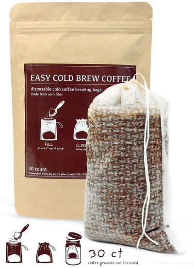 Cold Brew Coffee Filters (30 Pack)