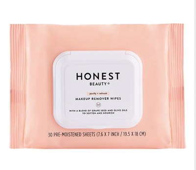 Honest Beauty Makeup Remover Wipes (30 Count)
