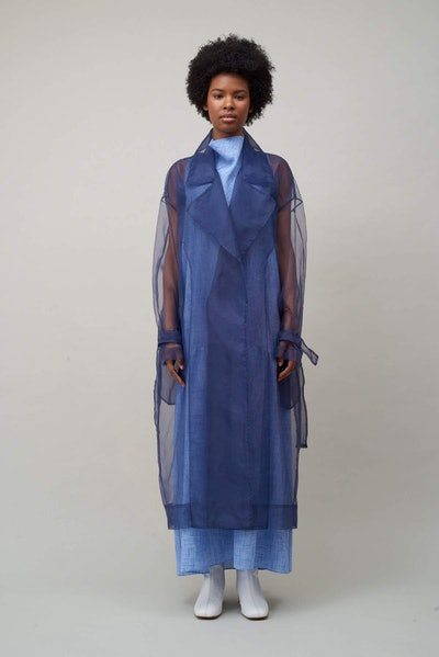 Organza Trench