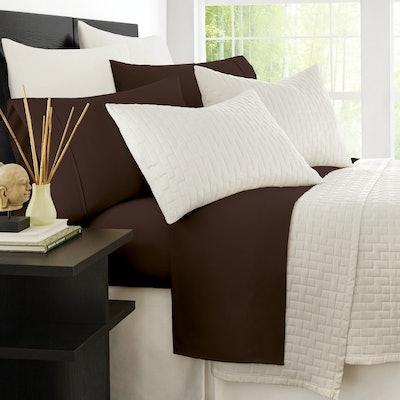 Zen Bamboo Luxury Bed Sheets, Queen