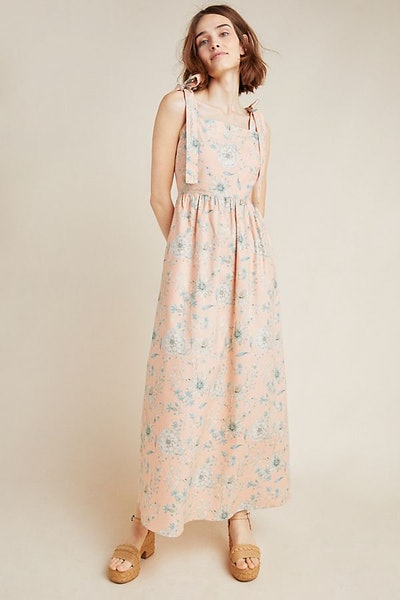 Makenna Floral Maxi Dress