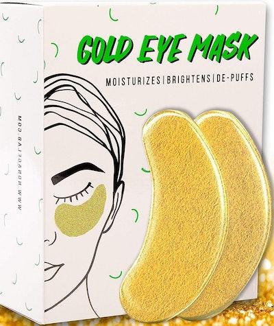 24-Karat Gold Eye Mask
