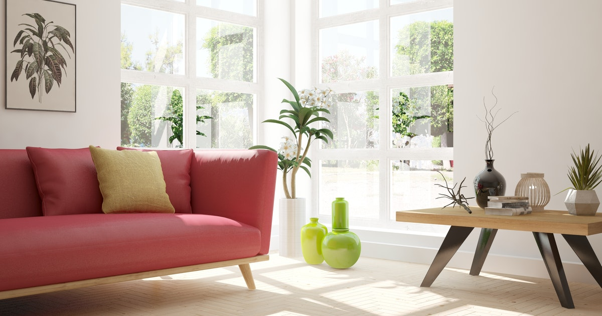 4 Couch Placement Ideas That Will Totally Transform Your Living Room
