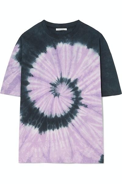 Ninety Percent Tie-Dyed Organic Cotton T-Shirt