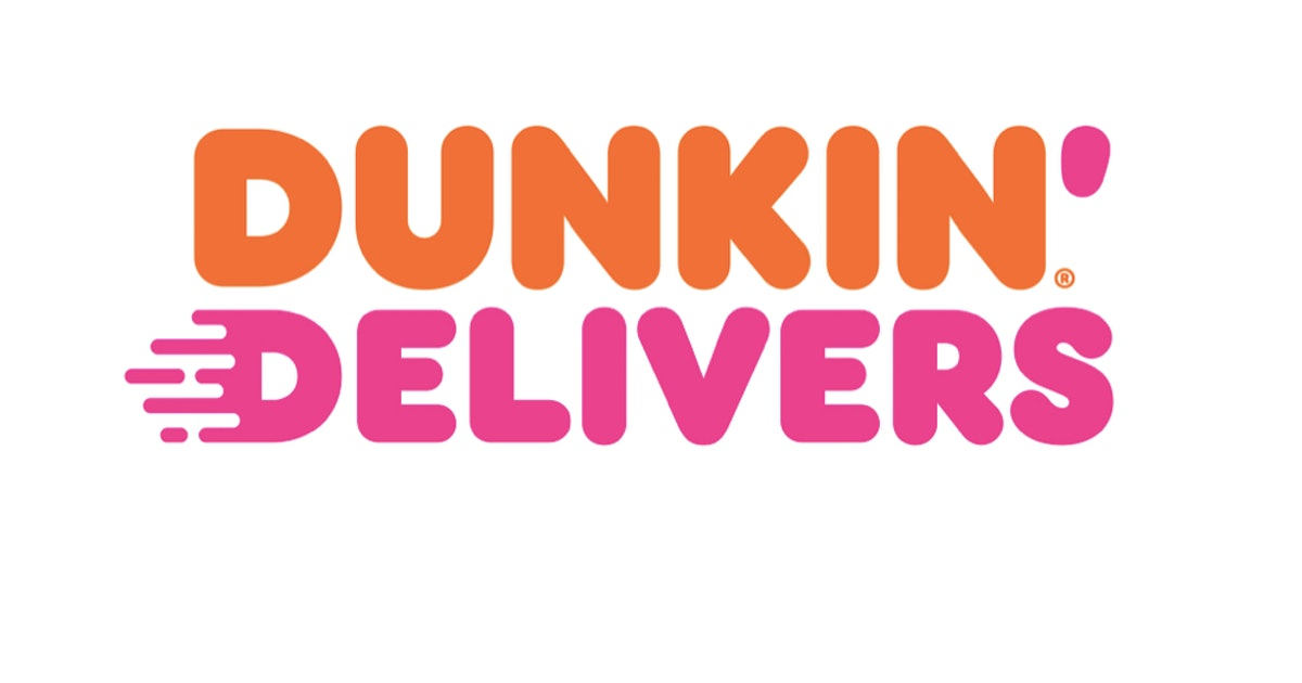 Dunkin' & Grubhub's New Delivery Service Is A Dream Come True For Donut & Coffee Lovers