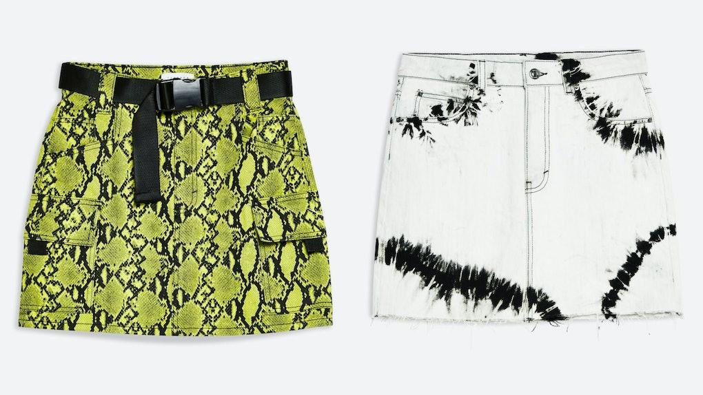 98fd59540c 20 Summer 2019 Mini Skirts That'll Keep You Looking & Feeling Cool