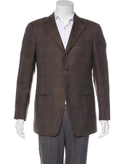 Cashmere & Silk Blazer