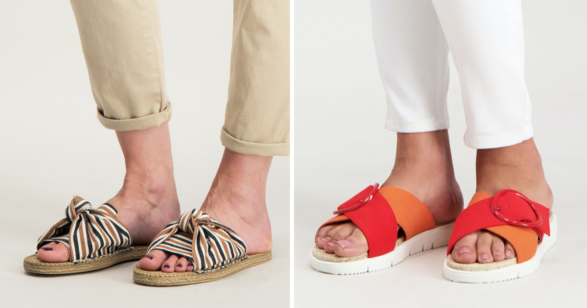9 Of The Best Supermarket Summer Sandals To Pick Up During Your Weekly Food Shop