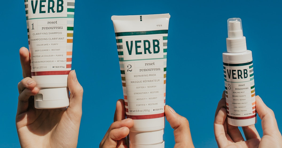 Verb's New Reset Collection Launches June 27 — Here's What You Need To Know