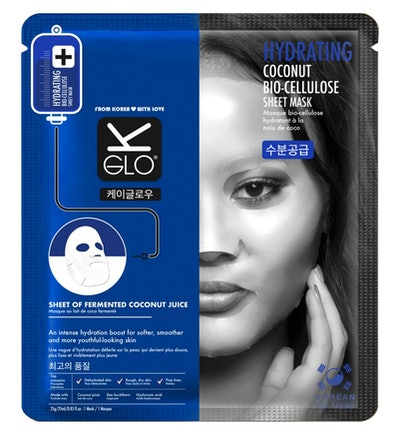 K-Glo Hydrating Coconut Bio-Cell Mask