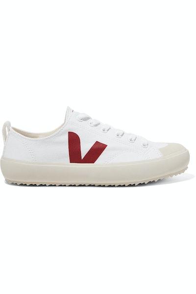 Veja Nova Organic Cotton Canvas Sneakers