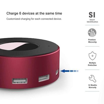 VOGEK Desktop Charging Station