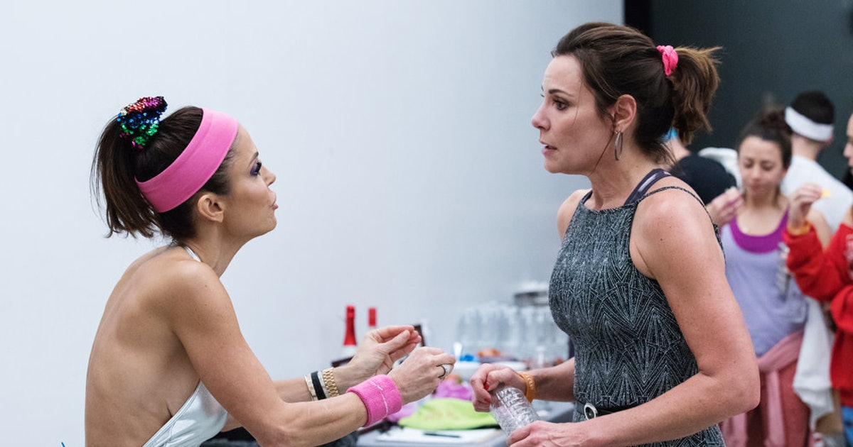 Do Bethenny & Luann Make Up After 'Real Housewives Of New York City'? The Miami Brawl Was Brutal