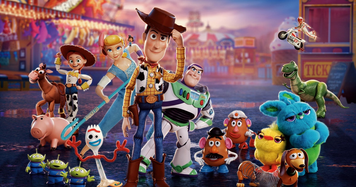 These 'Toy Story 4' Ratings Are To Infinity & Beyond