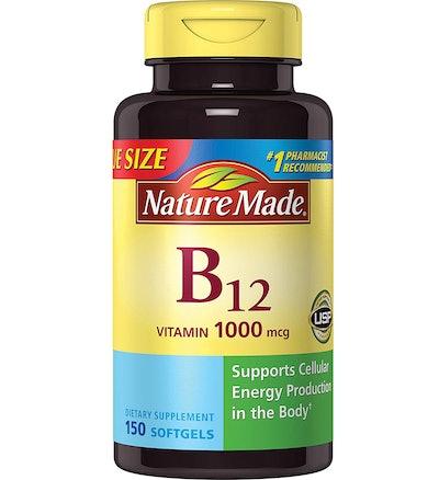 Nature Made Vitamin B12 Softgels, 150-Count