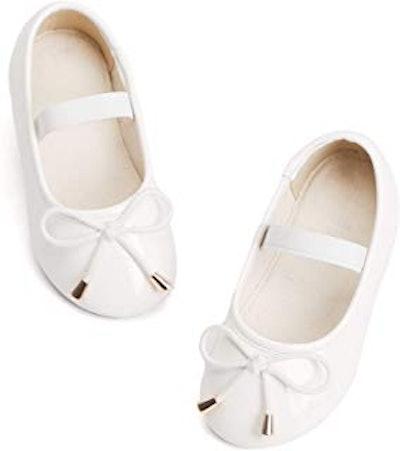 Slip-On Ballet Flats