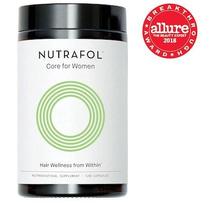Nutrafol Women's Hair Vitamin, 120-Count