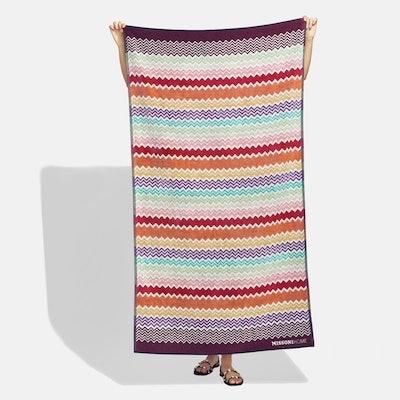 Missoni Home Rufus Terry Beach Towel