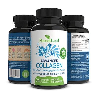 ForestLeaf Advanced Collagen, 240-Count