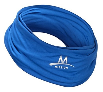 Mission Multi-Cool Gaiter and Headwear