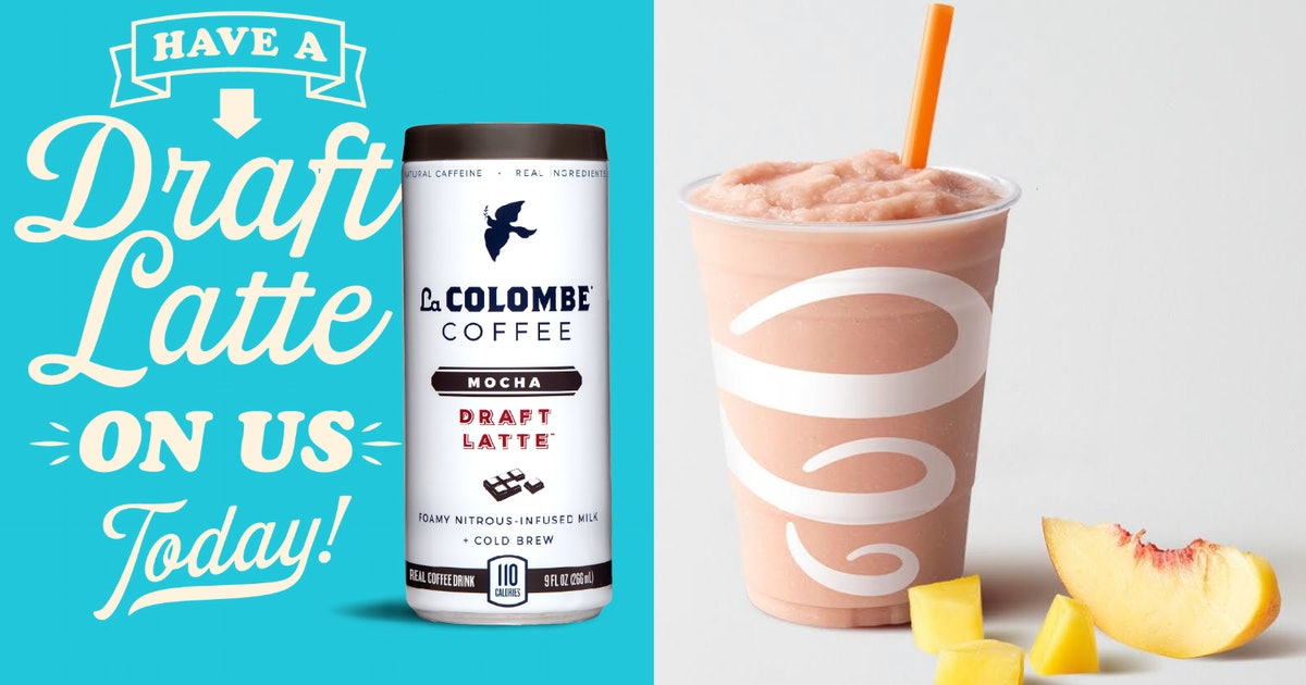 These First Day Of Summer 2019 Deals On June 21 Include Free Coffee & Smoothies