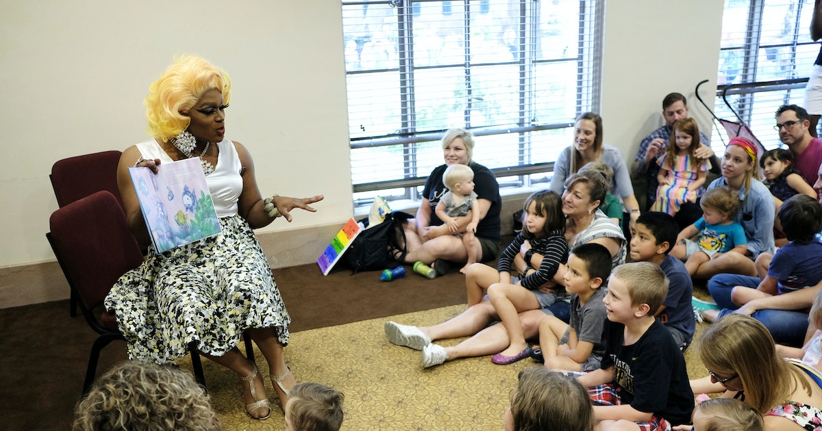 How Drag Queen Story Hour Is Bringing LGBTQ+ Pride To The Deep South — Despite The Protests