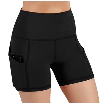 ODODOS High Waist Shorts
