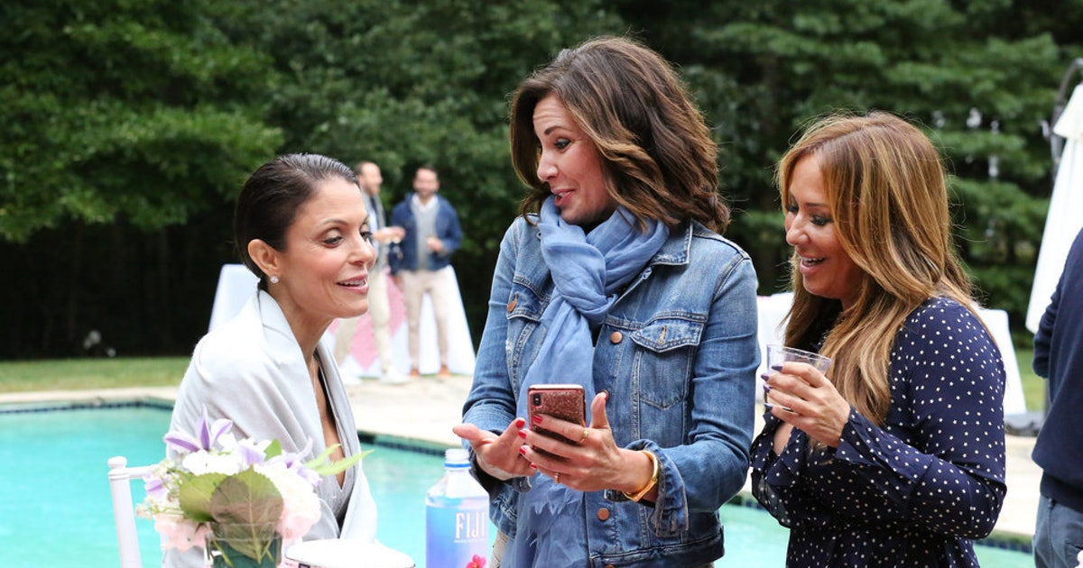 When Was The 'RHONY' Season 11 Reunion Filmed? It's Going To Be An Eventful Evening