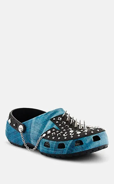 Punk Studded Rubber Clogs