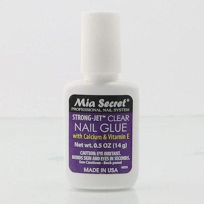 Mia Secret Nail Glue with Calcium & Vitamin E