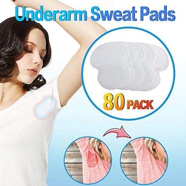 Joseche Underarm Sweat Pads
