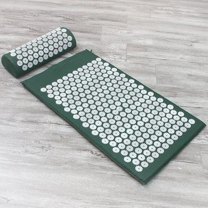 Sivan Pain Relief Acupressure Mat and Pillow Set