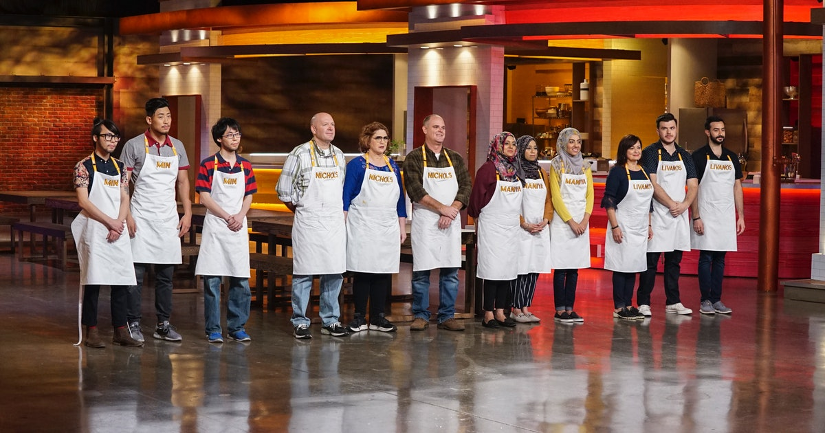 Who Are The Families On 'Family Food Fight'? These Home Cooks Are Dishing Out Their Best Culinary Skills
