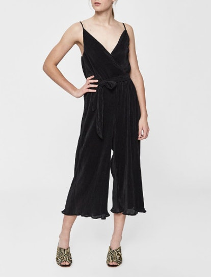 Chantelle Pleated Jumpsuit
