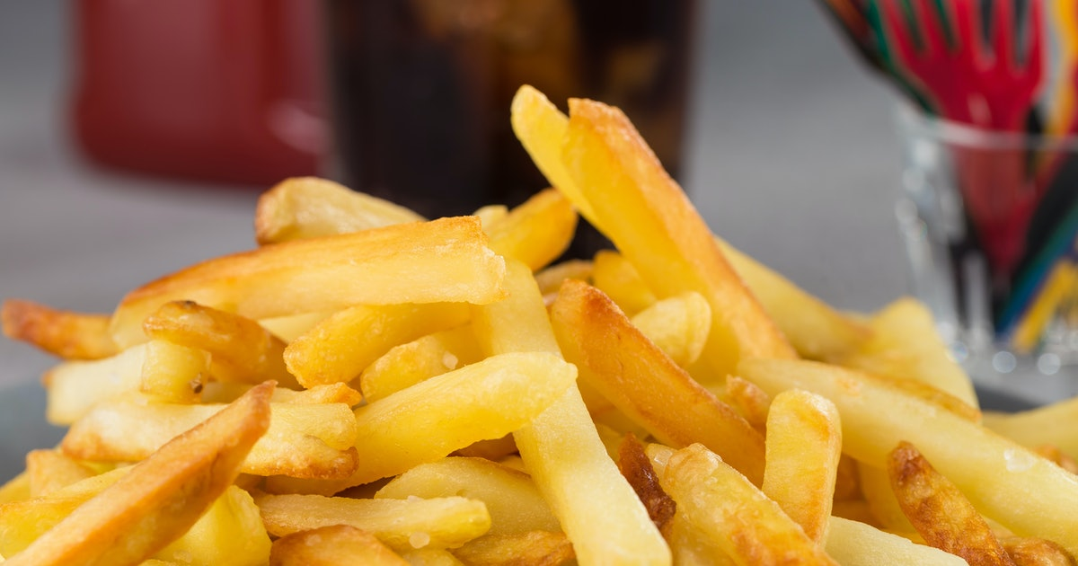 """There's A """"Frye Festival"""" For French Fry Enthusiasts Happening This Summer"""