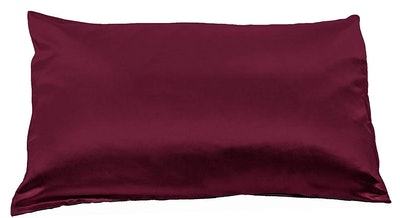 Fishers Finery Pure Mulberry Silk Pillowcase, King
