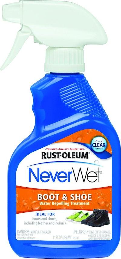 Rust-Oleum Never Wet Shoe Spray