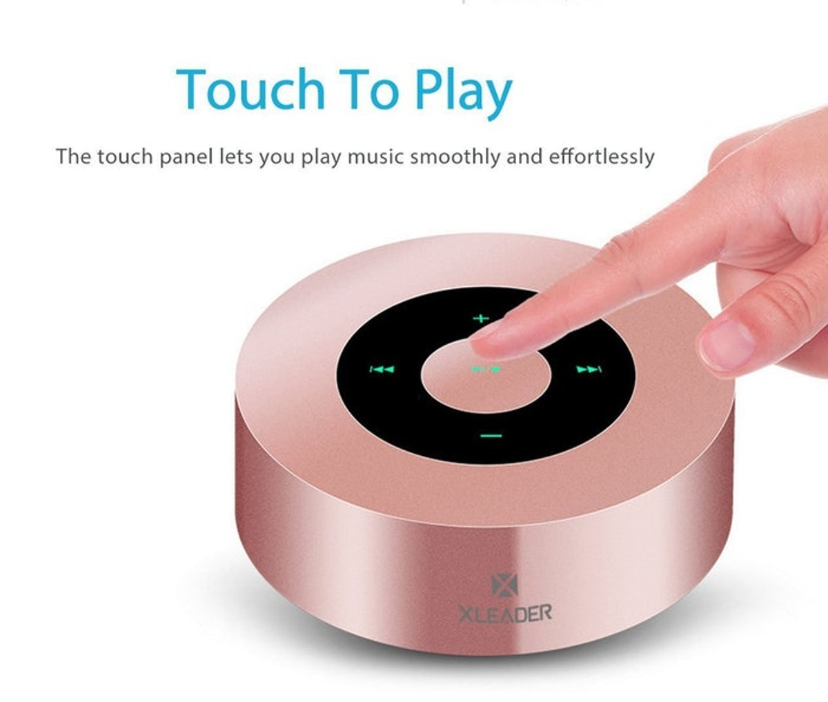 XLEADER Portable Bluetooth Speaker