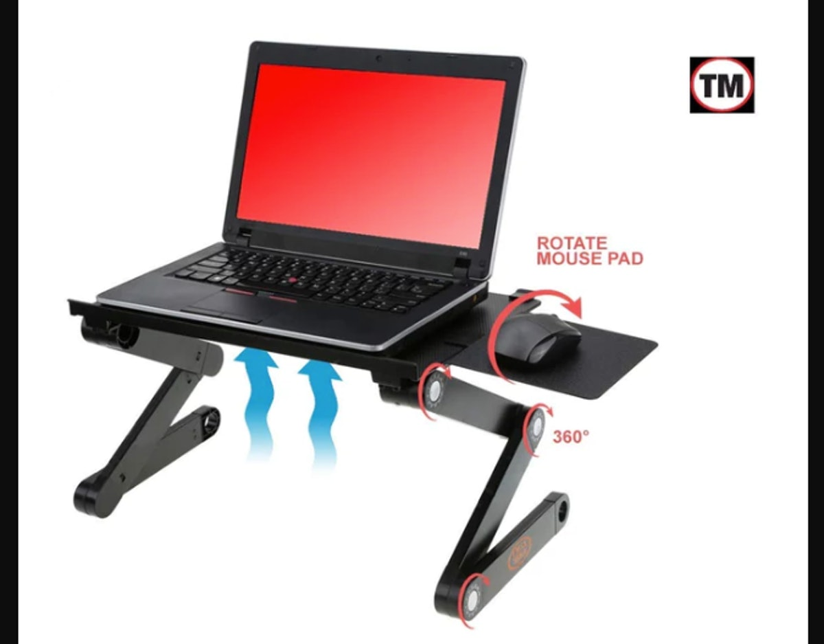 Desk York Portable Laptop Stand