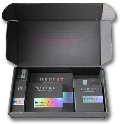Tit Kit Box