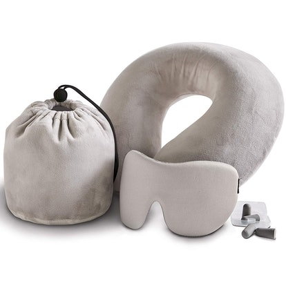 Order Home Collection 4-Piece Luxury Memory Foam Travel Set