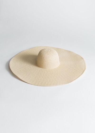 Large Straw Hat