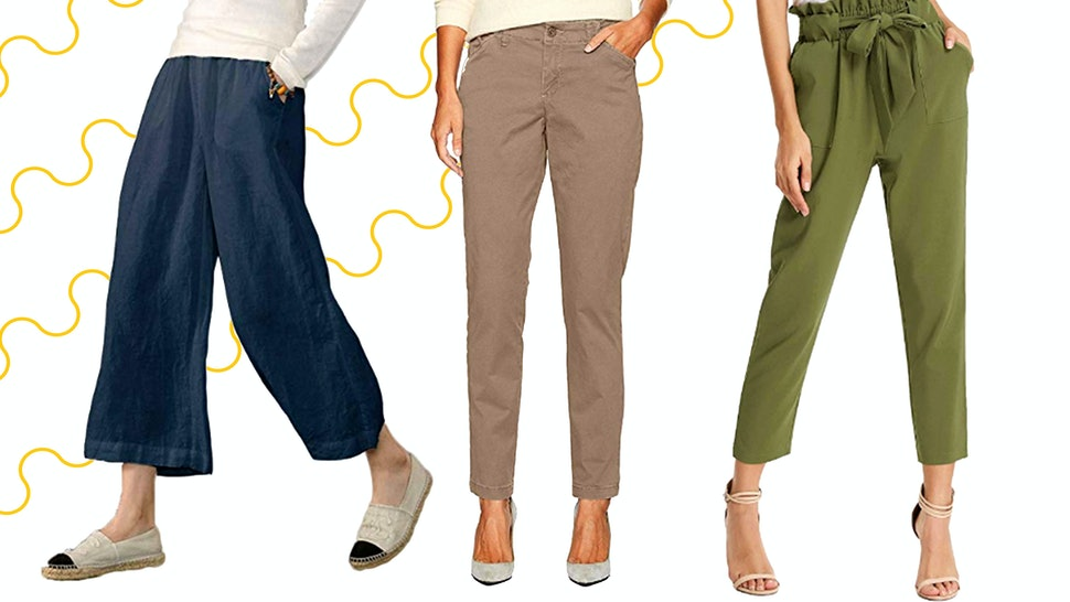 e1b9a4ccb6126 The 7 Best Women's Pants For Hot Weather
