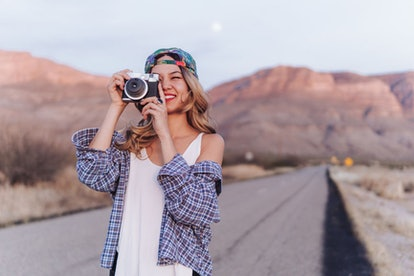 Make posting your wanderlust pics on Instagram so easy with these captions and quotes for weekend tr...